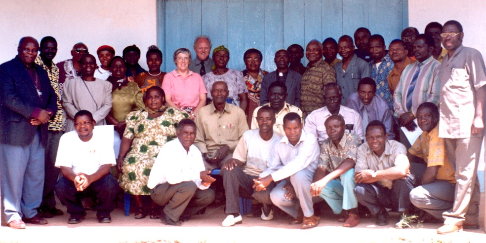 The Diocesan Council Members and Staff: 29th April 2005